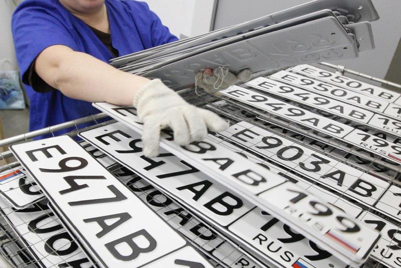 Путин подписал закон, упрощающий получение автомобильных номеров