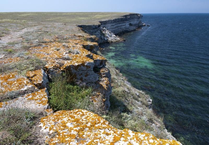 Названо самое чистое место для купания в Чёрном море