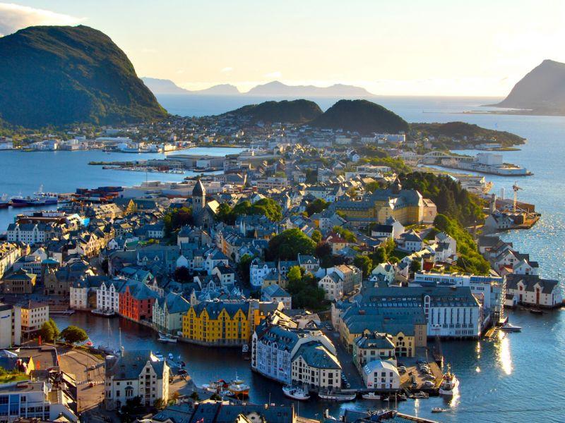 Самые востребованные профессии в Норвегии