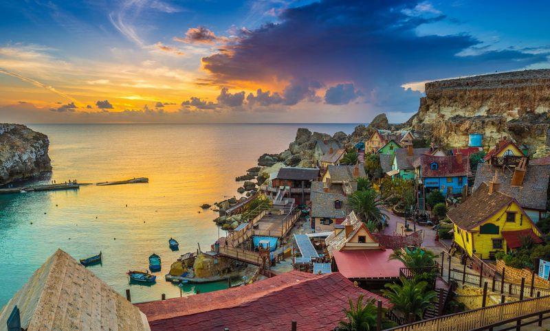 На Мальте выросло число туристов из России