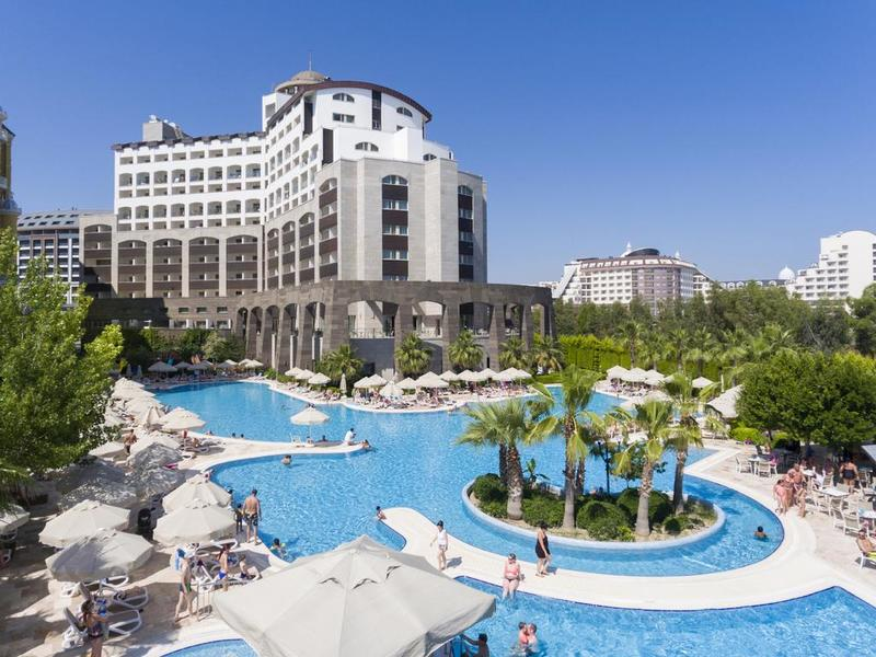 Турецкие отели не собираются отказываться от системы «all inclusive»
