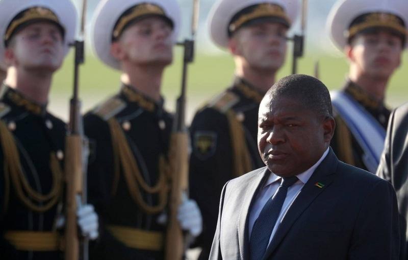 Глава Мозамбика собирается обсудить с Путиным привлечение инвестиций