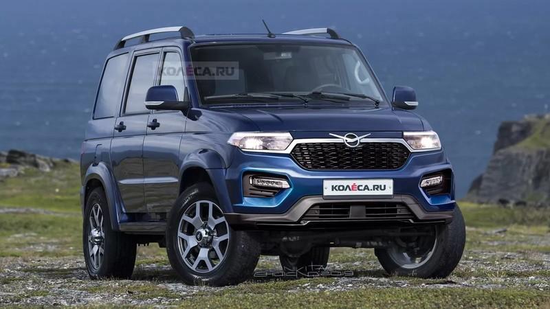 Стало известно, когда ждать появления нового поколения УАЗ «Патриот»