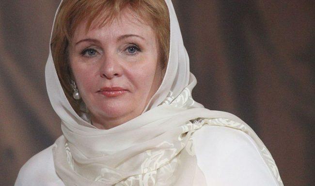 Экс-супруга Президента РФ
