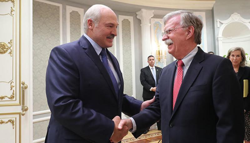 Лукашенко предложил США начать отношения «с нового листа»
