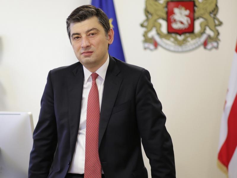 Кандидатом в премьеры Грузии стал глава МВД Гахария