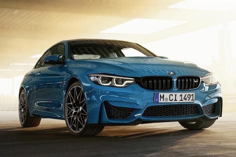 BMW работает над лимитированной версией M4 Edition M Heritage