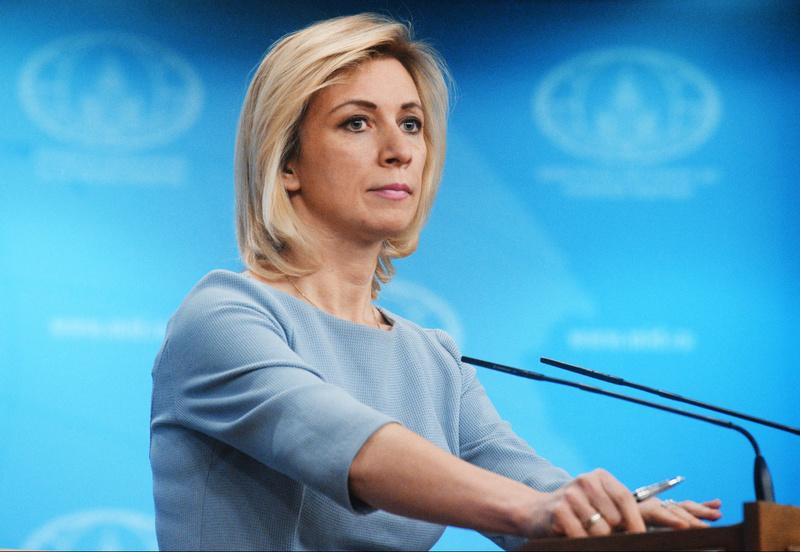 Захарова прокомментировала продление санкций против России