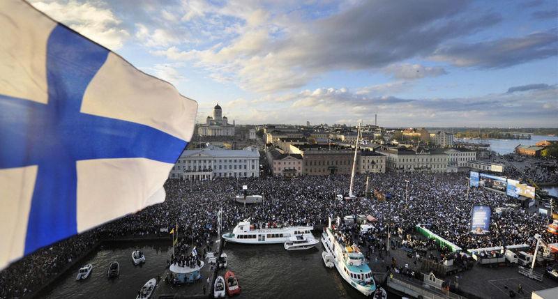 Финляндия признана самой безопасной для туристов страной