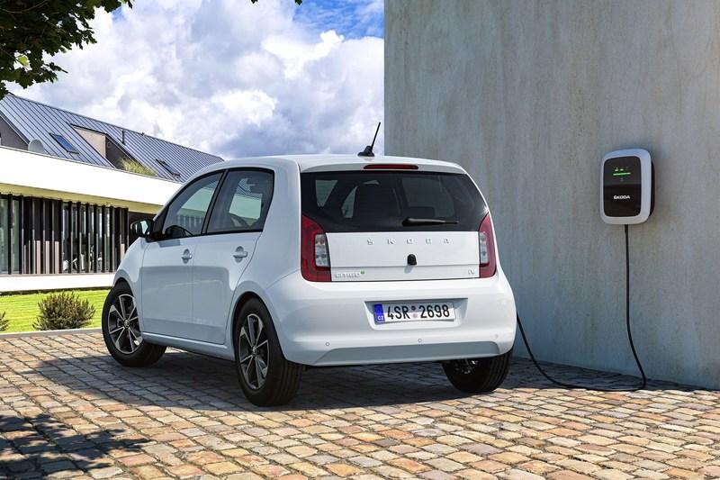 Electric Citigo iV станет гвоздём программы Skoda во Франкфурте