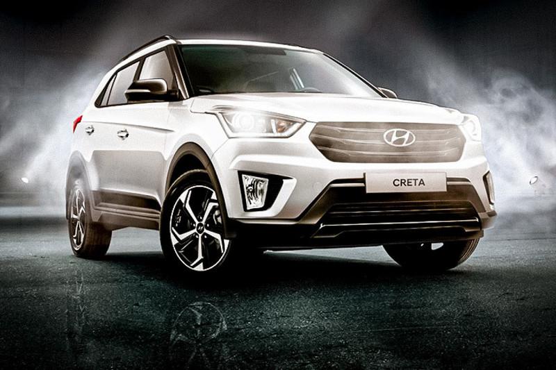 Hyundai Creta получила спецверсию для России