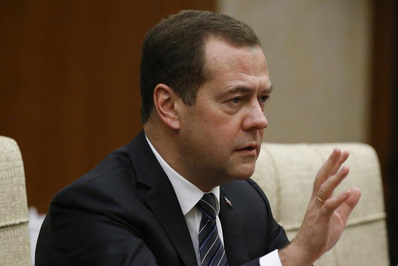 Медведев рассказал о положении России в G8