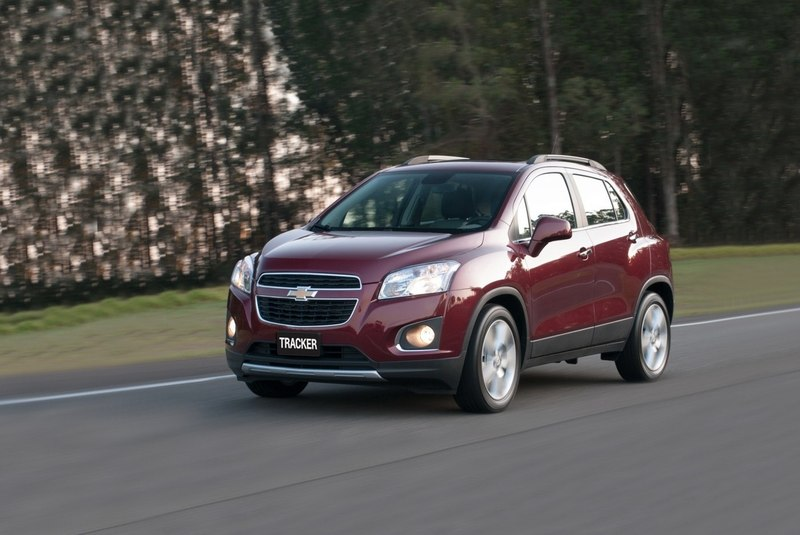 Chevrolet Tracker обошёл в продажах Hyundai Creta