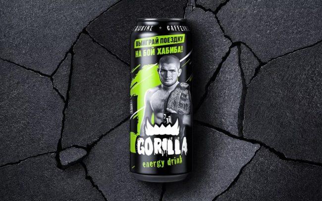 Энергетик Gorilla