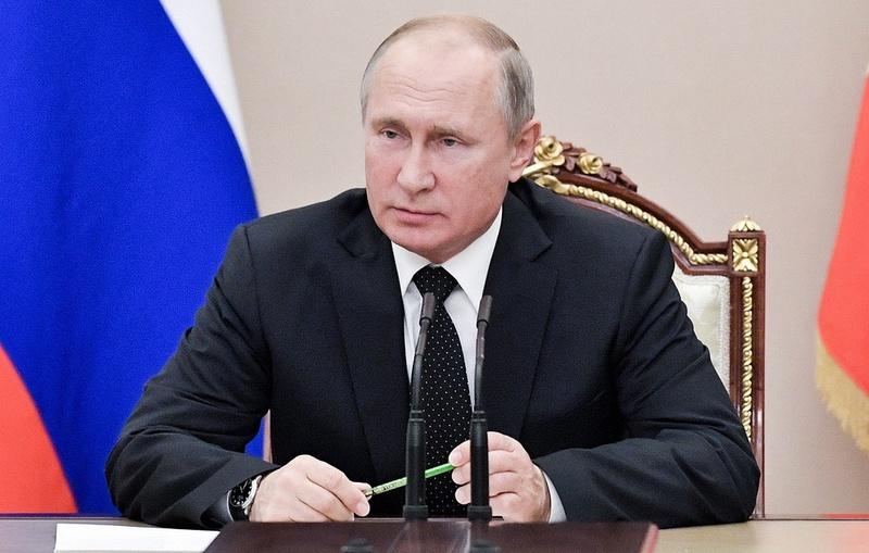 Путин потребовал отчёта о расходовании средств после паводков в Иркутской области