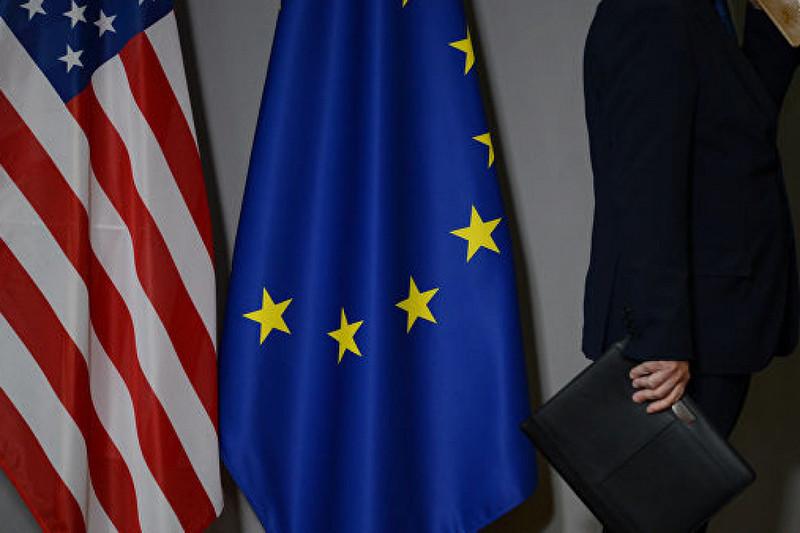 Вступили в силу пошлины США на товары из Евросоюза