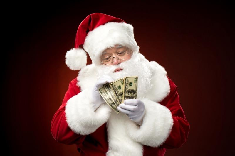 Как заработать на новогодних каникулах: 6 идей для тех, кому срочно нужны деньги
